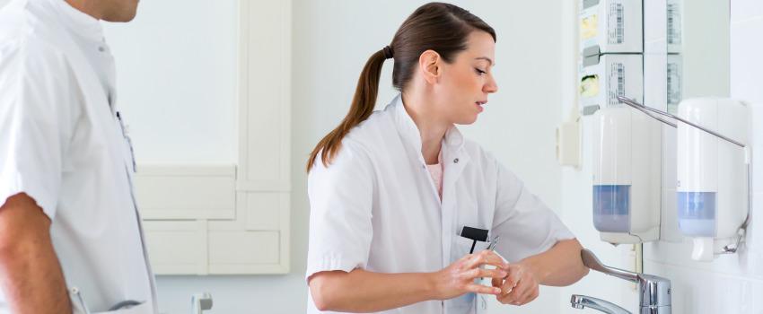 Håndhygiejne på hospitaler | Tork DK