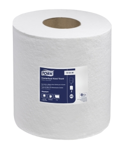 Tork Premium Extra Soft Centerfeed Hand Towel, 1-Ply, White