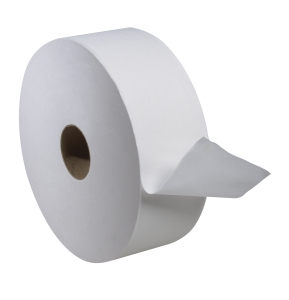 Tork Advanced Jumbo Bath Tissue Roll, 2-Ply, 10 inch Dia.