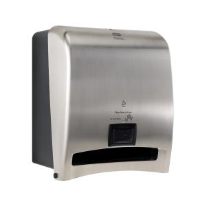 Tork Nickelite™ Hand Towel Roll Dispenser, Nickelite