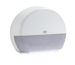 Tork Elevation® Mini Jumbo Bath Tissue Roll Dispenser, with Reserve, White