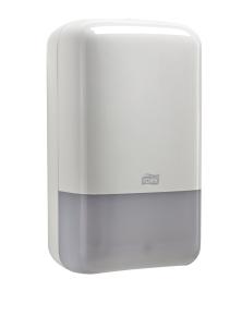 Tork Elevation® Folded Bath Tissue Dispenser, White